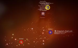 Lofsko Nebula