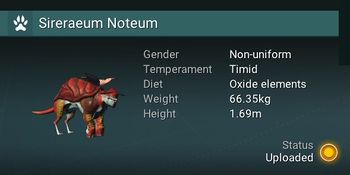 Sireraeum Noteum