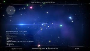 Uydandza Nebula
