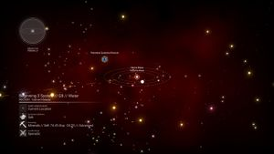 Vahnel Nebula