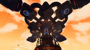 Galactic Hub Nexus