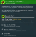 NmsArtifact Deathly Bio-Anomaly.png