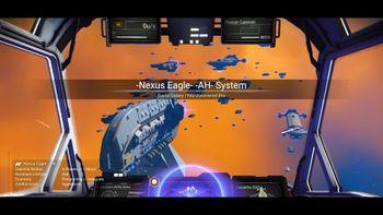 -Nexus Eagle- -AH-