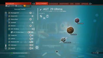 AGT 29 Ultima