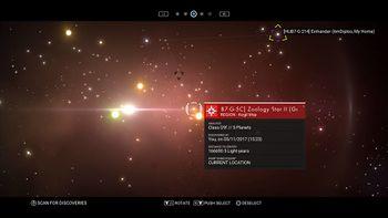 HUB7-G-5C Zoology Star II