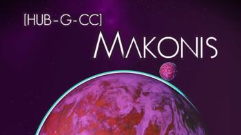 HUB3-G-CC Makonis