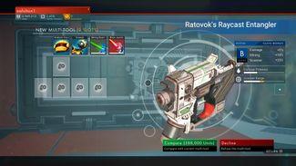 Ratovok's Raycast Entangler