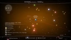 Netaunele Nebula