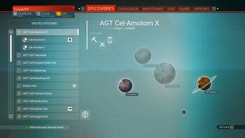 AGT Cel-Amotom X