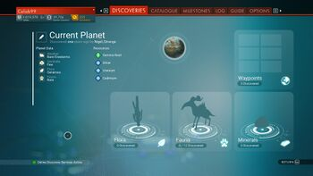 Current Planet