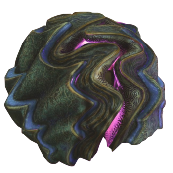 Armoured Clam
