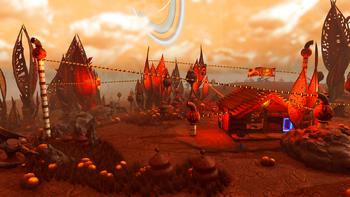 Euclidean Hallows Pumpkin Patch