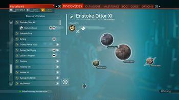 Enstoke-Ottor XI