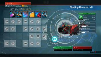 Floating Himanab VII