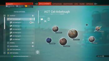 AGT Cel-Arbelough
