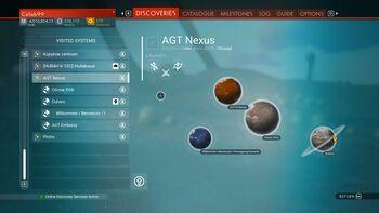 AGT Nexus