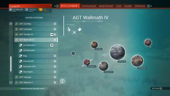 AGT Wallmath IV