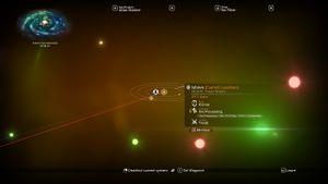 Peyevi Nebula