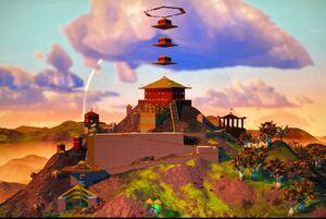 Moonhala Temple
