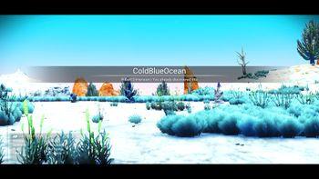 ColdBlueOcean