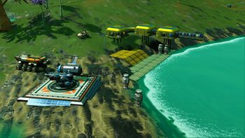CELAB Galactic Agutissye Trade Port