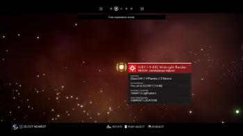 HUB11-V-88 Midnight Rendezvous