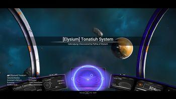 (Elysium) Tonatiuh