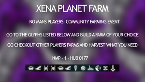 Xena Farming Challenge