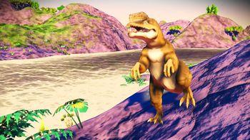 Tinysaurus Rex