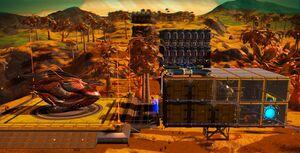 29th InExCor Silver Mine