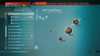 AGT Cel-Piston