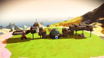 Astromons Base