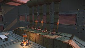 Judicial Courtroom