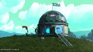Smaug's Den Greenhouse