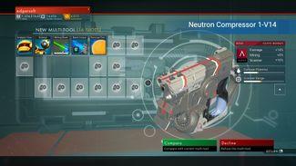 Neutron Compressor 1-V14