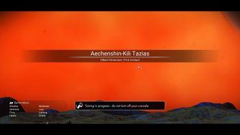 Aechenshin-Kili Tazias