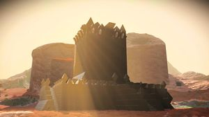 Unknown Interloper Tomb