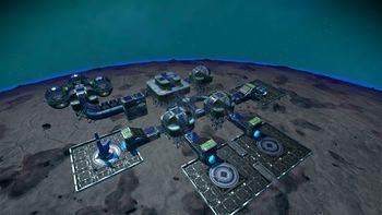 EPM Alpha-102 Orbital Station