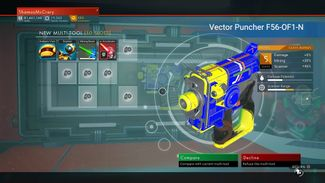 Vector Puncher F56-0F1-N