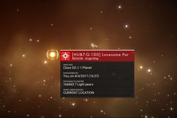 HUB7-G-1D0 Lonesome Paradise