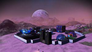 Galactic Hub Embassy Eyfert Khannate