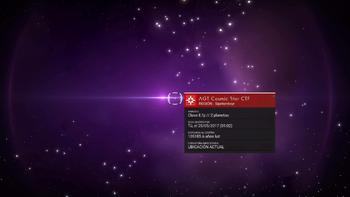 AGT Cosmic Star CTF