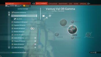 Vastusj-Val OR-Gamma