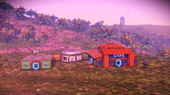 NMS Cafe Base