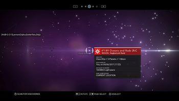 HUB3-V-ED BF189 Oceans and Rads