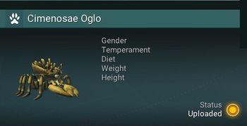 Cimenosae Oglo