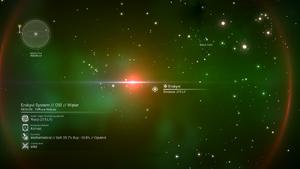 Tenhoe Nebula