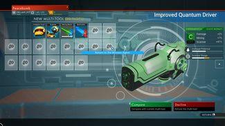 Improved Quantum Driver