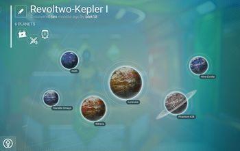 Revoltwo-Kepler I