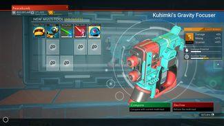 Kuhimki's Gravity Focuser